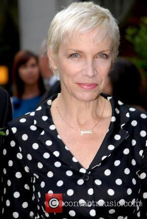 Annie Lennox and Grosvenor House