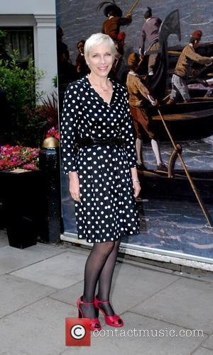Annie Lennox Art & Antiques Fair - charity gala evening held at Grosvenor House Hotel London, England - 12.06.08