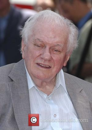 Charles Durning, Star On The Hollywood Walk Of Fame and Walk Of Fame