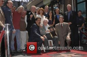 Charles Durning, Friends, Star On The Hollywood Walk Of Fame and Walk Of Fame