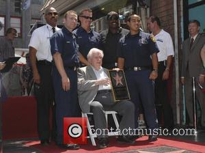 Charles Durning, Fire Fighters, Star On The Hollywood Walk Of Fame and Walk Of Fame