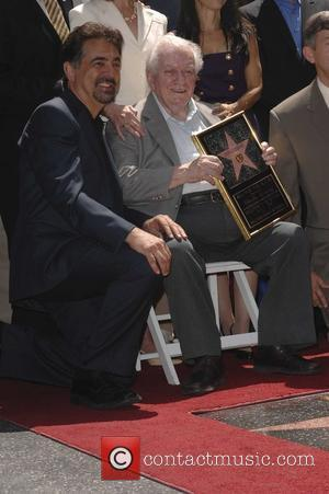 Joe Mantegna, Charles Durning, Star On The Hollywood Walk Of Fame and Walk Of Fame