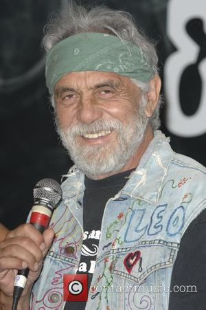 Tommy Chong Cheech & Chong announce 'Light Up America' their first comedy tour in more than 25 years at Troubadour...