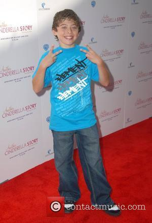 Ryan Ochoa The Premiere of 'Another Cinderella Story' held at The Grove - Arrivals  Los Angeles, California - 14.09.08