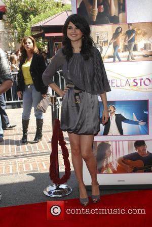 Selena Gomez The Premiere of 'Another Cinderella Story' held at The Grove - Arrivals  Los Angeles, California - 14.09.08