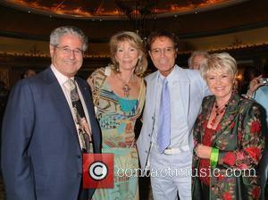 Chief Barker, Cliff Richard and Gloria Hunniford