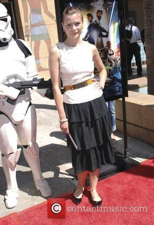 Jamie King 'Star Wars: The Clone Wars' premiere at the Egyptian Theater - arrivals Los Angeles, California - 10.08.08