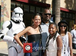 Forest Whitaker, Keisha Whitaker and Egyptian Theater