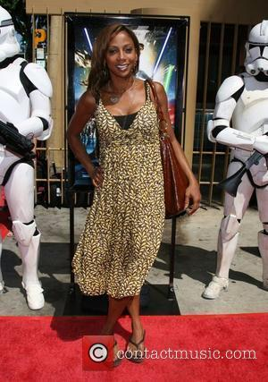 Holly Robinson Peete  'Star Wars: The Clone Years' premiere at the Egyptian Theater - arrivals Los Angeles, California -...