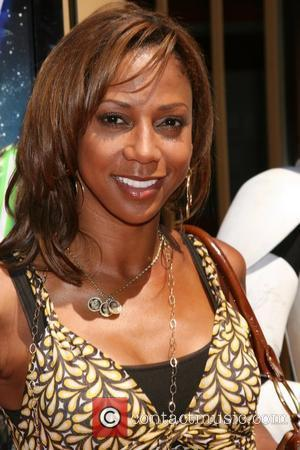 Holly Robinson Peete and Egyptian Theater