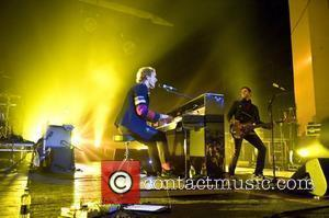 Chris Martin Coldplay play a free show at Brixton Academy London, England - 16.06.08