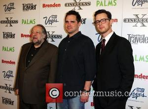 Ricky Jay, Sean Mcginty and Colin Hanks
