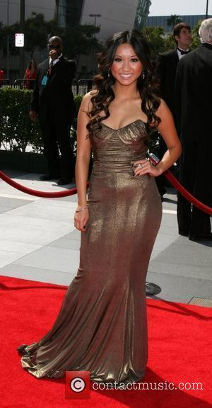 Brenda Song 60th Primetime Creative Arts Emmy Awards at the Nokia Theatre - arrivals Los Angeles, California - 13.09.08