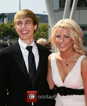 Cody Linley, Julianne Hough 60th Primetime Creative Arts Emmy Awards at the Nokia Theatre - arrivals Los Angeles, California -...