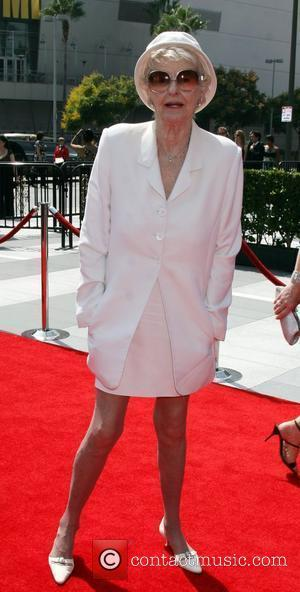 Elaine Stritch 60th Primetime Creative Arts Emmy Awards at the Nokia Theatre - arrivals Los Angeles, California - 13.09.08