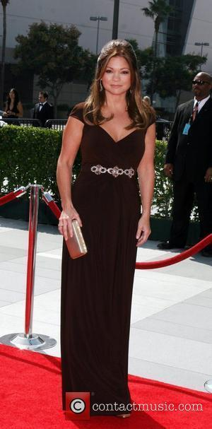 Valerie Bertinelli 60th Primetime Creative Arts Emmy Awards at the Nokia Theatre - arrivals Los Angeles, California - 13.09.08