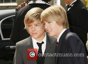 Dylan Sprouse and Cole Sprouse 60th Primetime Creative Arts Emmy Awards at the Nokia Theatre - arrivals Los Angeles, California...