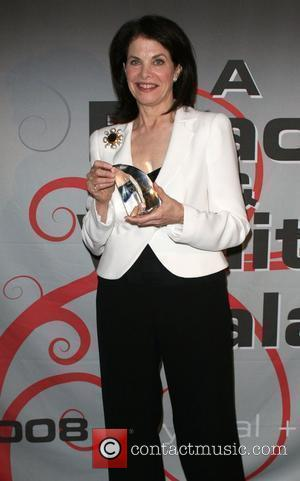 Sherry Lansing Women in Film's 2008 Crystal Lucy Awards 'A Black and White Gala' Beverly Hills, California - 17.06.08