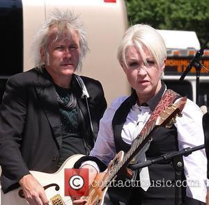 Cyndi Lauper and Cbs