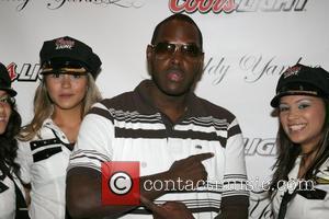 Magic Juan Daddy Yankee CD release party for 'Talento De Barrio' held at Nikki Beach New York City, USA -...