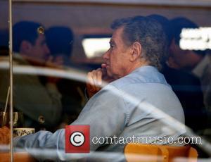 Tony Danza and Regis Philbin have lunch at Tony's Restaurant New York City, USA - 11.06.08