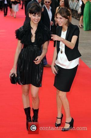 Daisy Lowe and Alexa Chung