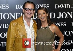 Kirk Pengilly Shaves Moustache For Charity