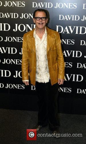 Kirk Pengilly of INXS David Jones Summer 2008 Collection launch - arrivals Sydney, Australia - 05.08.08