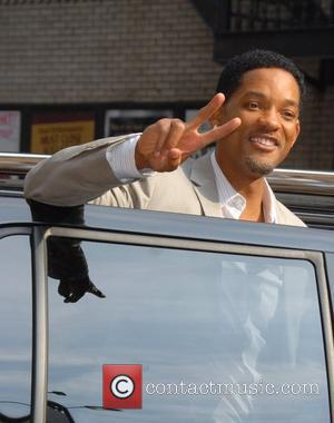 Will Smith, Cbs and David Letterman