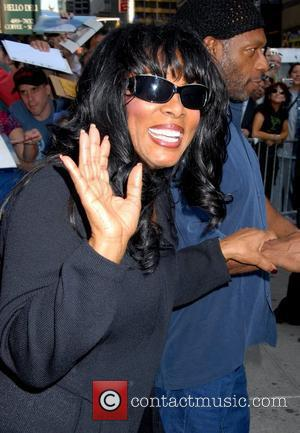 Donna Summer, Cbs and David Letterman