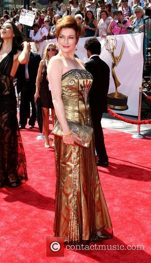 Carolyn Hennesy  35th Annual Daytime Emmy Awards at the Kodak Theatre - arrivals Los Angeles, California - 20.06.08