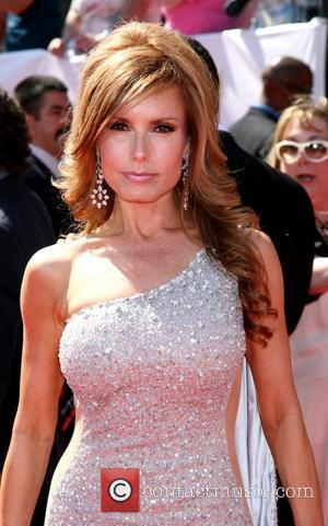 Tracey Bregman 35th Annual Daytime Emmy Awards at the Kodak Theatre - arrivals Los Angeles, California - 20.06.08