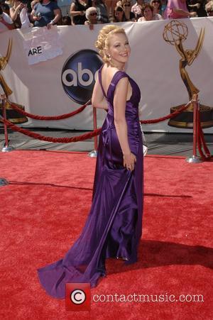 Adrienne Frantz 35th Annual Daytime Emmy Awards at the Kodak Theatre - Arrivals Los Angeles, California - 20.06.08
