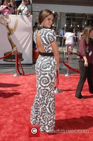 Shelley Hennig 35th Annual Daytime Emmy Awards at the Kodak Theatre - Arrivals Los Angeles, California - 20.06.08