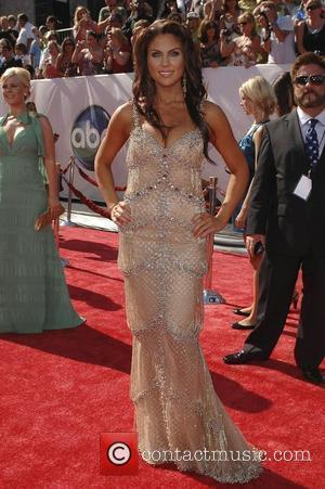 Nadia Bjorlin 35th Annual Daytime Emmy Awards at the Kodak Theatre - Arrivals Los Angeles, California - 20.06.08