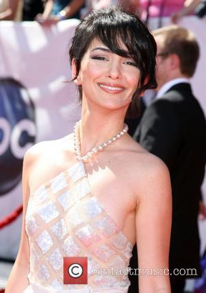 Nazanin Boniadi  35th Annual Daytime Emmy Awards at the Kodak Theatre - arrivals Los Angeles, California - 20.06.08