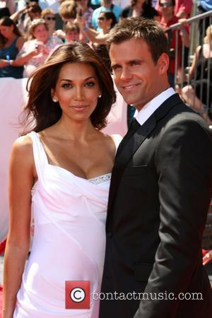 Cameron Mathison and wife 35th Annual Daytime Emmy Awards at the Kodak Theatre - arrivals Los Angeles, California - 20.06.08