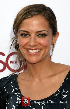 Rebecca Budig arriving at the SoapNet Night Before Party for the nominees of the 2008 Daytime Emmy Awards at Crimson...