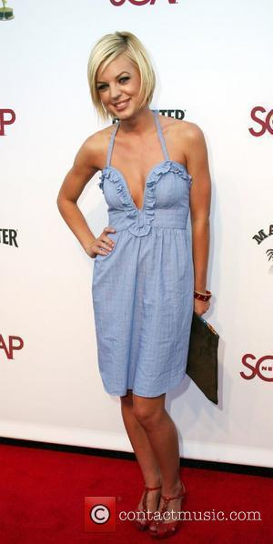 Kirsten Storms SoapNet Night Before Party for the nominees of the 2008 Daytime Emmy Awards at Crimson and Opera...