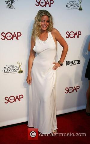 Bree Williamson SoapNet Night Before Party for the nominees of the 2008 Daytime Emmy Awards at Crimson and Opera...