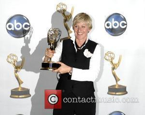 Ellen DeGeneres 35th Annual Daytime Emmy Awards at the Kodak Theatre - Press Room Los Angeles, California - 20.06.08