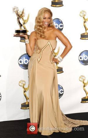 Tyra Banks 35th Annual Daytime Emmy Awards at the Kodak Theatre - Press Room Los Angeles, California - 21.06.08