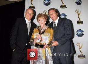 Corbin Bernsen, Jeanne Cooper and Collin Bernsen 35th Annual Daytime Emmy Awards at the Kodak Theatre - Press Room Los...