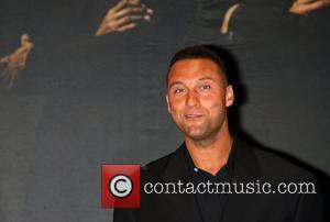 Derek Jeter  All-Star shortstop announces new partnership with Gillette at The Times Center New York City, USA - 30.06.08