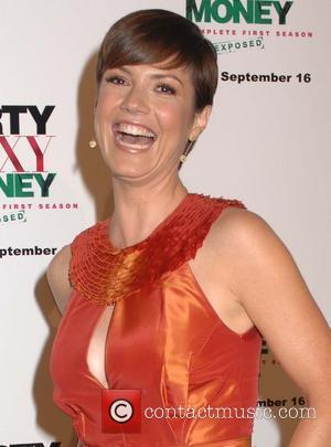 Zoe McLellan 'Dirty Sexy Money' complete first season dvd launch event - Arrivals Los Angeles, California - 08.09.08