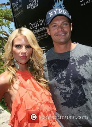 Shana Wall and Ryan Seacrest