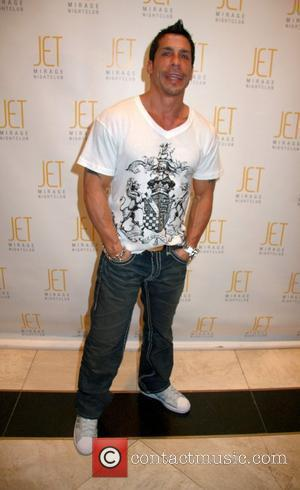 Danny Wood celebrates Donnie Wahlberg's 39th birthday at JET Nightclub at the Mirage Hotel and Casino Las Vegas, NV -...