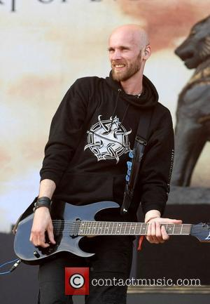 Robert Westerholt Of 'within Temptation'