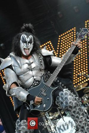 Download Festival, Kiss