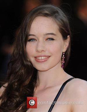 Anna Popplewell 'The Duchess' - World premiere held at the Odeon Leicester Square London, England - 03.09.08